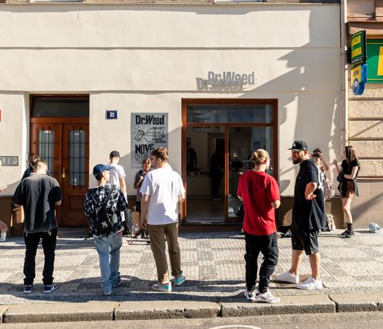 Prodejna v Holešovicích – Veletržní 21, 170 00 Praha 7